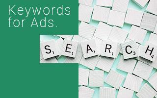 リスティング広告はキーワード選定で決まります!アイキャッチ
