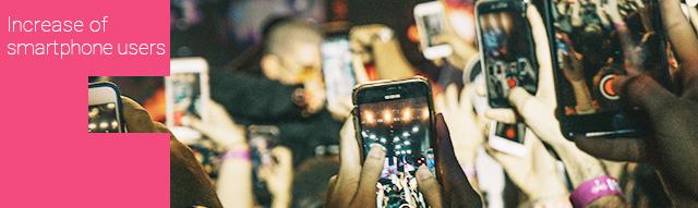 2018年度発表データ:ついにスマートフォンの保有率はPCを上回った!